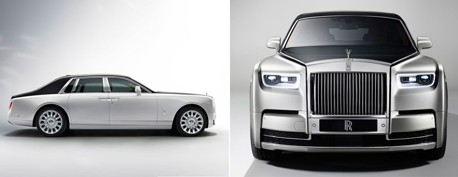 phantom 8 1 Luxus pur: Rolls Royce Phantom 8
