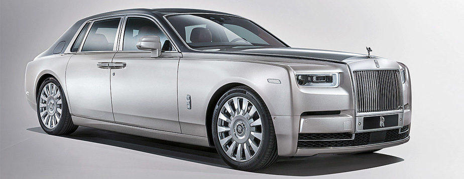 phantom 8 aufmacher Luxus pur: Rolls Royce Phantom 8