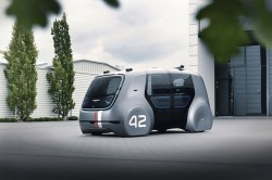 Volkswagen Konzern stellt SEDRIC Konzepts auf der IAA 2017 vor