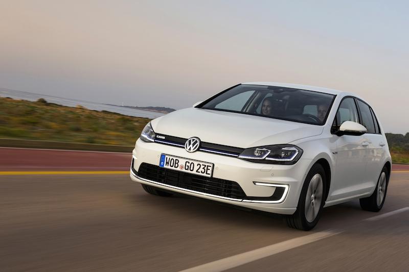 11 VW e Golf Der neue e Golf im Praxistest