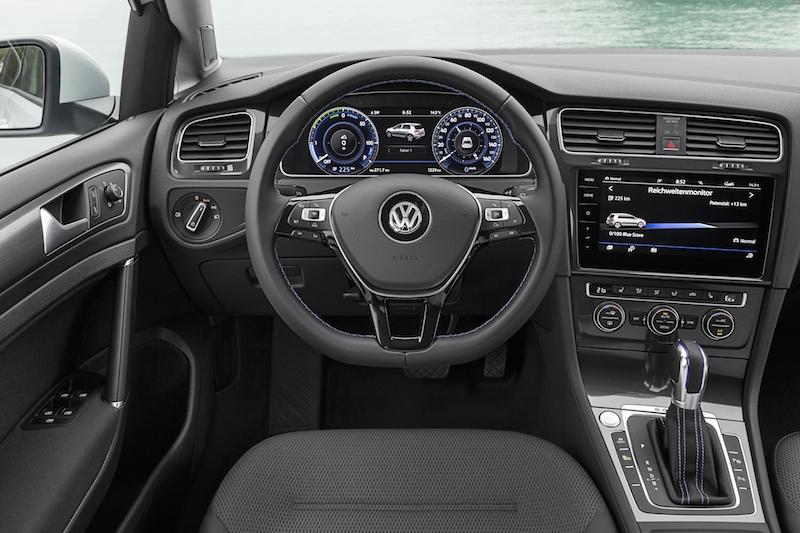 19 VW e Golf Der neue e Golf im Praxistest