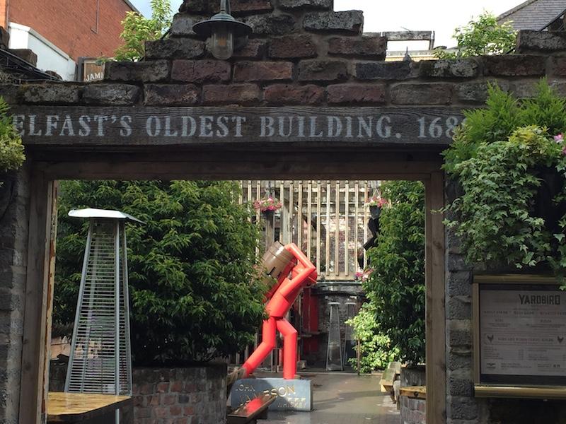 IMG 2742 Belfast die pulsierende Stadt
