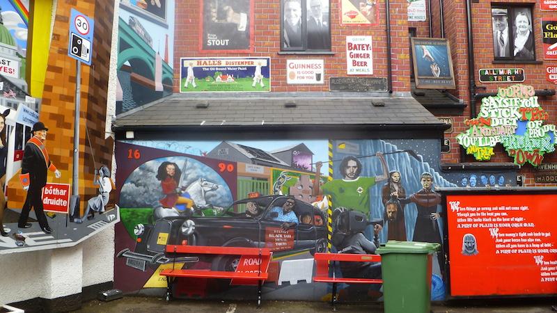 P1060942 Belfast die pulsierende Stadt