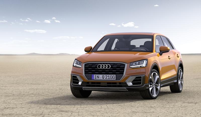 30 Der neue Audi Q2 Audis kleiner Q2 macht auf groß