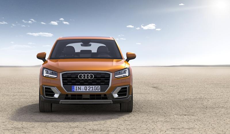31 Der neue Audi Q2 Audis kleiner Q2 macht auf groß