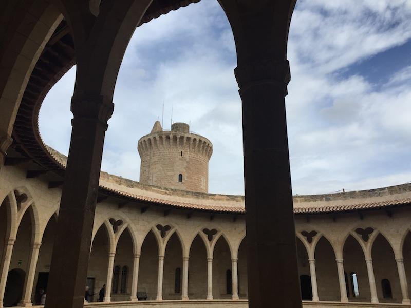 IMG 1089 Das Castell de Bellver in Palma Mallorca