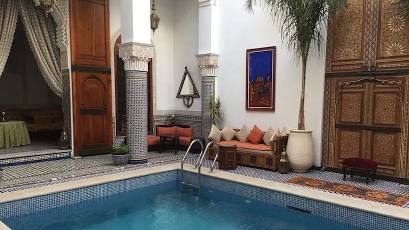IMG 3066 Fes die königlichste aller Städte Marokkos