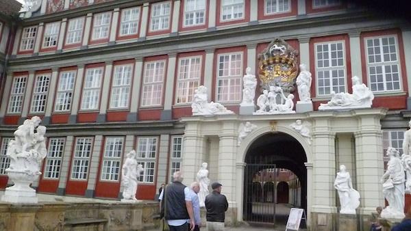 P1060573 2 Das Schloss Wolfenbüttel