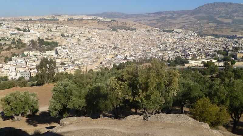 P1070070 Fes die königlichste aller Städte Marokkos