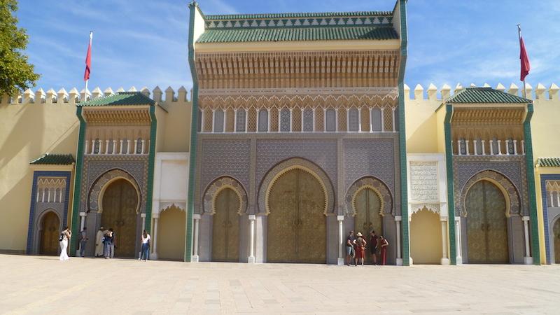 P1070083 Fes die königlichste aller Städte Marokkos
