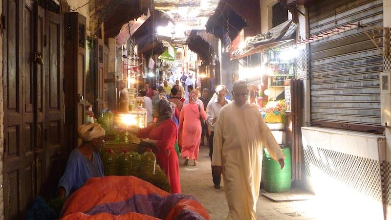 P1070093 Fes die königlichste aller Städte Marokkos