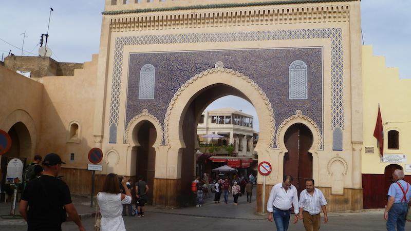 P1070145 Fes die königlichste aller Städte Marokkos