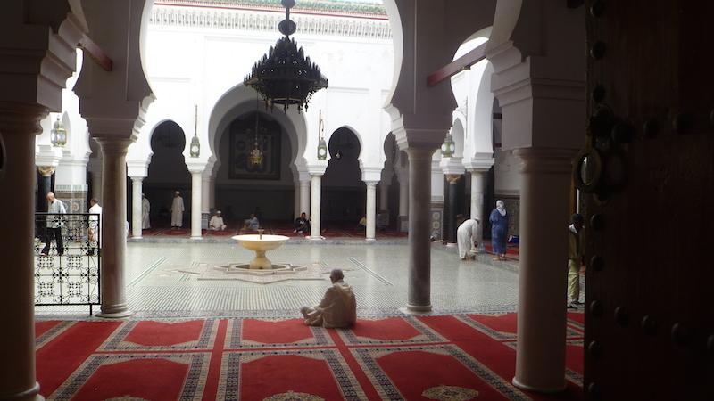 P1070176 Fes die königlichste aller Städte Marokkos