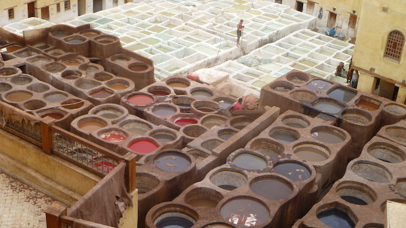 P1070196 Fes die königlichste aller Städte Marokkos