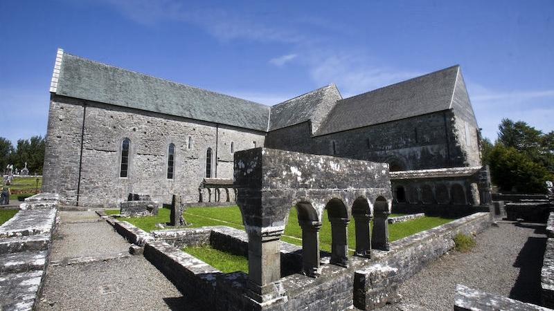 Tourism Ireland Ballintubber Abbey Auf Pilgerschaft: Irlands eigener Jakobsweg