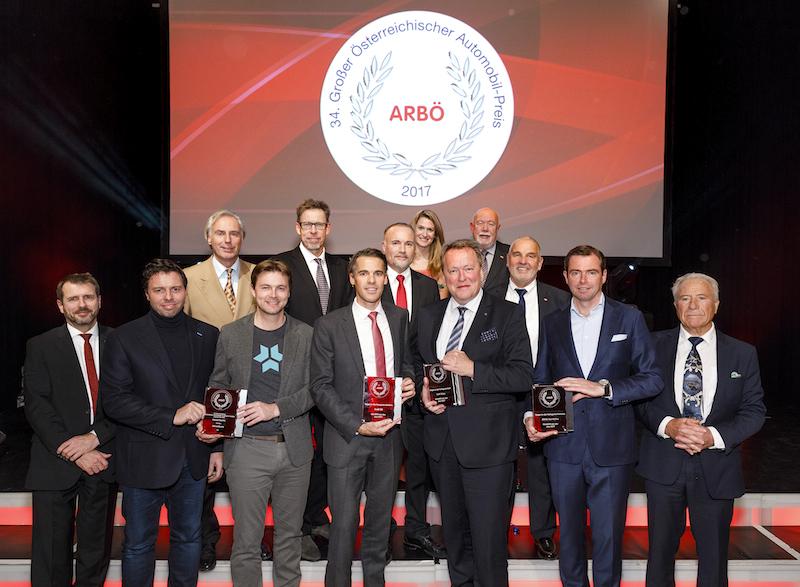 GÖAP Gewinner final Die Gewinner des Großen Österreichischen Automobil Preis 2017