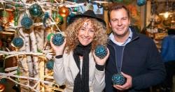 Wyhnalek feierte Advent-Kick-off