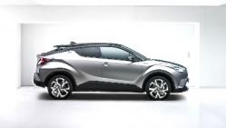 Toyota C-HR der Stylische