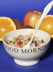Müsli am Morgen – stärkt Knochen, hilft bei Arthritis