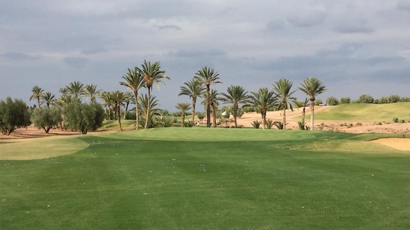 IMG 3312 Golfdestination Marrakech in Marokko
