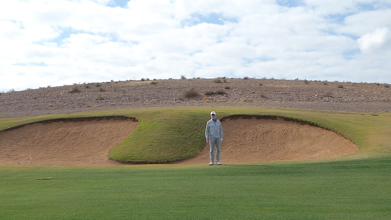 P1020755 Golfdestination Marrakech in Marokko