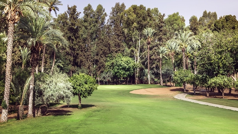 royal golf marrakech 71 Golfdestination Marrakech in Marokko
