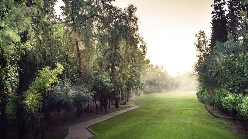 royal golf marrakech 74 Golfdestination Marrakech in Marokko