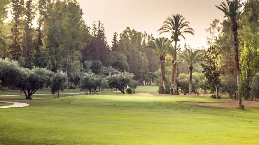 royal golf marrakech parcours 5 Golfdestination Marrakech in Marokko