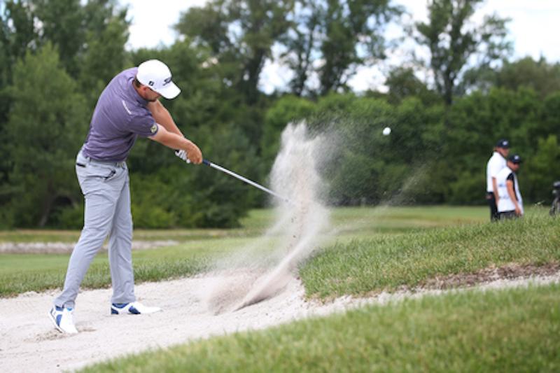 """GEPA 10061770018 Die 40 Sekunden """"Shot Clock"""" feiert Weltpremiere im Golfsport"""