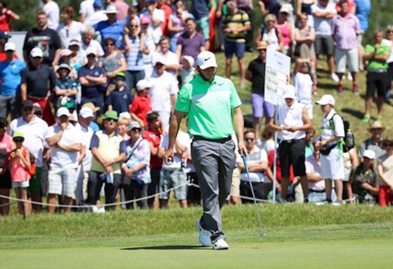 """GEPA 11061781006 Die 40 Sekunden """"Shot Clock"""" feiert Weltpremiere im Golfsport"""