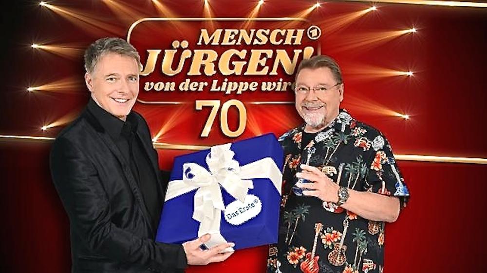 mensch juergen 100 v standard644 392ff7  Mensch Jürgen! Von der Lippe wird 70