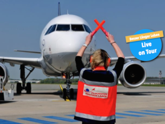 Rostock Airport - Abfertigung. ©Airport Rostock-Laage