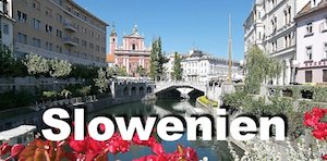Reiseinfo Slowenien