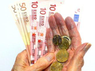 Mehr Geld für Pesnionisten Foto: Rike_pixelio.de