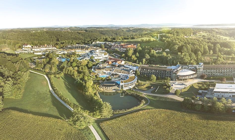 Luftbildaufnahme ©Loipersdorf