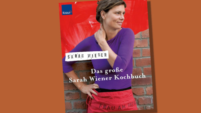 Buch Sarah Wiener