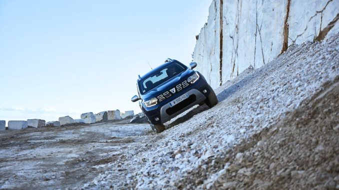 Der neue Dacia Duster ©Dacia