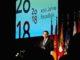 100 Jahre Republik Österreich. Im Bild Bundeskanzler Sebastian Kurz bei der Ansprache. FotografIn: Dragan Tatic Quelle: BKA