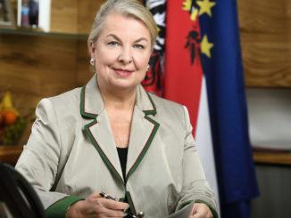 Sozialministerin Mag.a Beate Hartinger-Klein