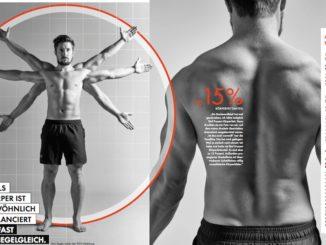 Ausschnitt aus dem Magazin