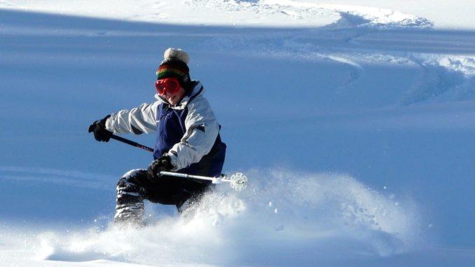 Skifahren macht Spass. Foto: daniel-stricker_pixelio.de