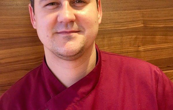 Küchenchef Zoran Lukman