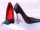 Modische High Heels Foto: Stefan-Stendel_pixelio.de