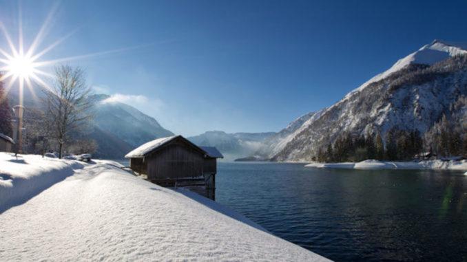 Achensee im Winter© AchenseeTourismus