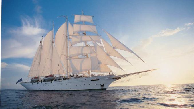 """Foto: """"obs/Star Clippers"""""""
