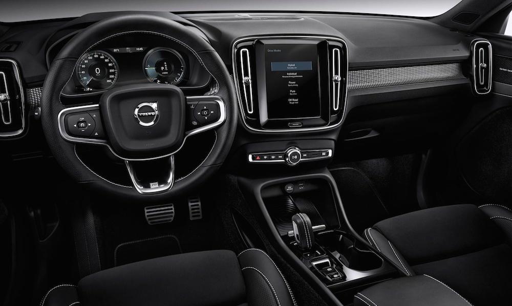 Innenraum Volvo XC40