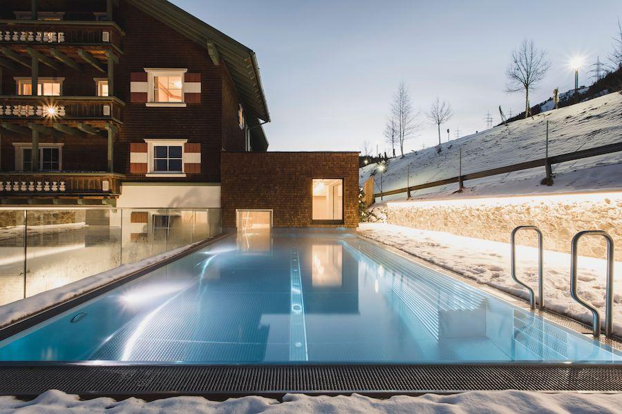 Sky Pool © Hotel Schwarzer Adler