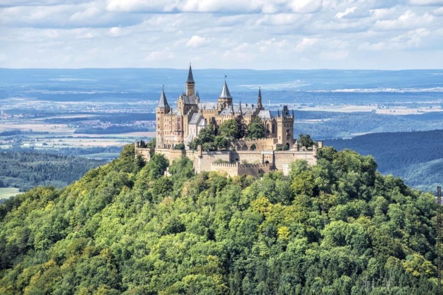 Bild: Burg Hohenzollern bei Bissingen auf der Schwäbischen Alb ©Deutsche Zentrale für Tourismus e.V./Florian Trykowski