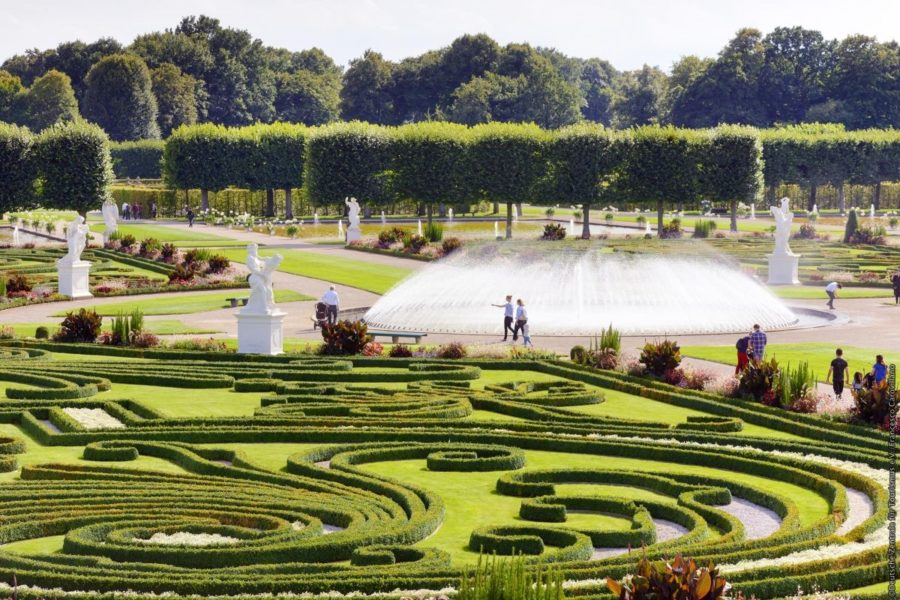 Bild: Hannover: Herrenhäuser Gärten ©Deutsche Zentrale für Tourismus e.V./Francesco Carovillano
