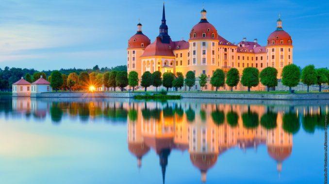 Bild: Schloss Moritzburg bei Meissen ©Deutsche Zentrale für Tourismus e.V./Francesco Carovillano